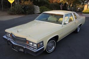 1979 Cadillac Coupe deVille 425ci 7.0L V8 Carb Auto, Left Hand Drive Photo