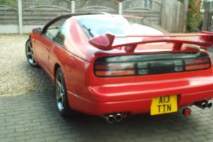 Nissan 300zx Twin Turbo Targa Roof