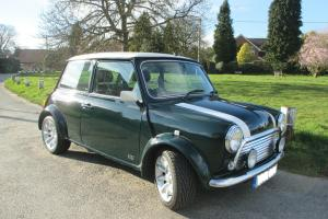 Classic Rover Mini John Cooper LE – Limited Edition 300 Built 31,055 Miles