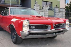 Original, code 242, Pontiac GTO muscle car 1966 66 (not a clone!!!)