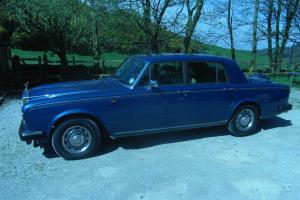 Beautiful Rolls Royce Silver Shadow