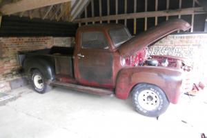 1949 chevrolet 3600 pick up truck