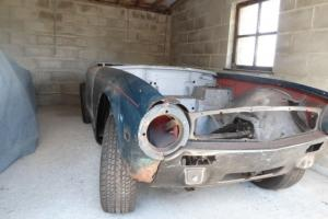1973 Triumph TR6 for restoration