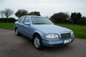 1994 Mercedes-Benz C 180 automatic