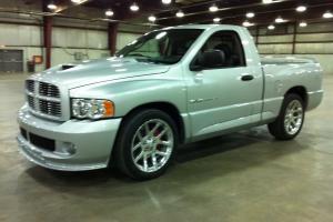 Dodge : Ram 1500 SRT-10 Standard Cab Pickup 2-Door