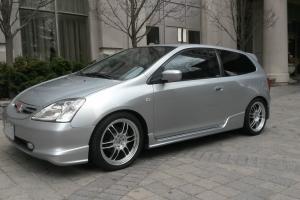 Honda : Civic SIR EP3 Type R