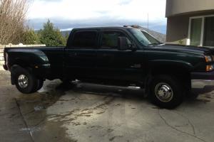 Chevrolet : C/K Pickup 3500 LT