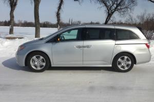 Honda : Odyssey Touring Elite
