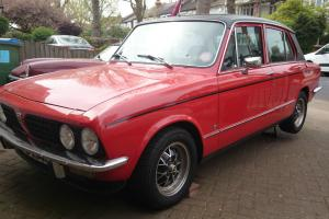 Triumph Dolomite Sprint - one of the best
