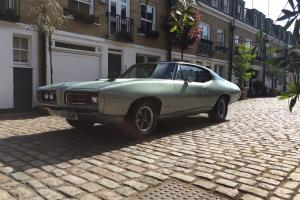 1968 PONTIAC GTO 6.5 AUTOMATIC
