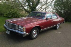 1979 Pontiac Bonneville Classic Car