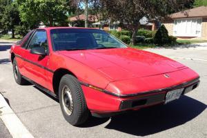 Pontiac : Fiero 2m4