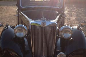 MG YA Classic Car