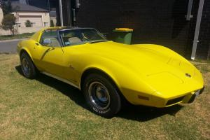 Corvette Stingray 1975 4 Speed Manual Excellent Condition in Reservoir, VIC