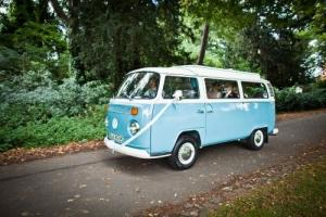1972 Original VW Bay Camper Van