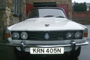 Rover P6 (1975)
