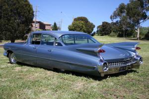 1959 Cadillac Deville Suit Chev Hotrod NO Reserve ONE BID Wins in Niddrie, VIC