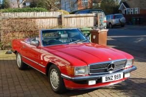 Mercedes 300SL 1986 Very Good Condition