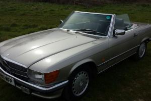 1989 mercedes 300 107sl 105000 miles truly outstanding condition