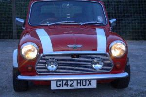 MINI RACING FLAME 1989 998cc PX