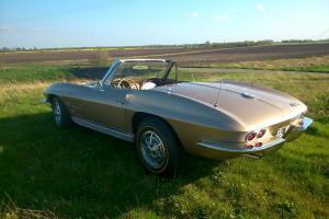 Corvette 1963 Stingray