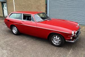VOLVO 1800 ES estate 1973 red classic car rare low miles
