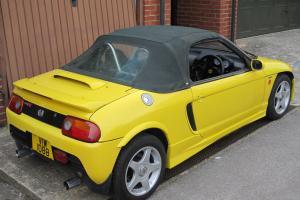 "Rare Honda Beat ""modified"" mid engined micro car,classic, mini NSX, CRX, kit car"