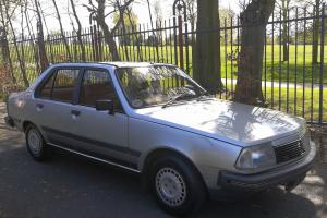 1984 RENAULT 18 GTS Mk2 29k MILES,FSH, FAMILY OWNED **A Very Rare Opportunity**