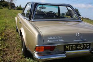 1969 Mercedes 280 SL Automatic W113