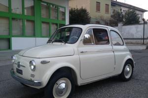 vintage fiat 500 N 1959