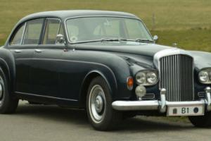 1959 Bentley S1 Continental Flying Spur in superb order. Photo