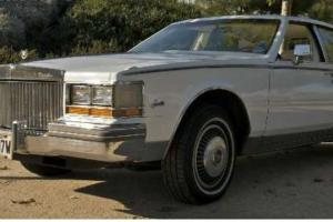 CADILLAC SEVILLE V8 IN SPAIN LHD