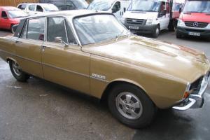 1972 rover p6b auto v8