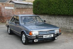 *** Stunning Beautiful 1983 Granada 2.8 Ghia X ***
