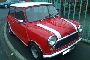 mini 1000 (classic) low mileage only one previous recorded keeper