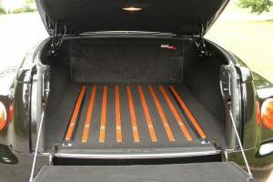 Chevrolet : SSR LED Backlit Wind Suppressor, Carbon Fiber Bra