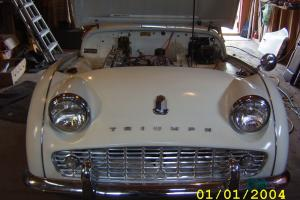 Triumph : Other Sports Convertible