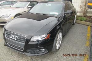 Audi : A4 4dr Sedan 8M