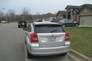 Dodge : Caliber SXT Hatchback 4-Door