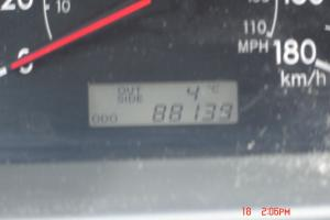 Toyota 2006 with 89000 Kilometers