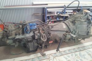 Mitsubishi Pajero Gearbox Only