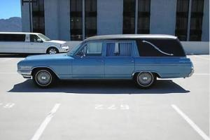 1964 Buick LeSabre Flxble Flexette Hearse RARE