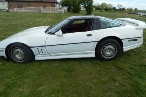 1986 C4 Corvette