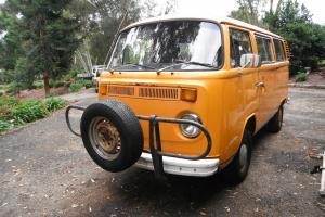 VW Kombi 1977
