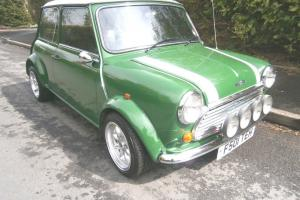 Austin Mini 1989 Restored to high standard V solid Drives A1 58,000 miles