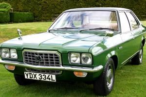 BREATHTAKING 1972 VAUXHALL VICTOR 3.3 VENTORA 1 OWNER & JUST 7,000 MILE FROM NEW