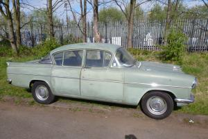 Vauxhall PA Velox 1961