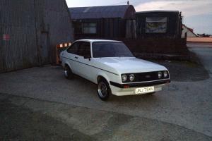 mk2 escort rs2000 custom 1979 white project
