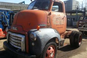 SOLD GMC COE CAB OVER ENGINE STEPSIDE AMERICAN TRUCK DEPOSIT NOW TAKEN