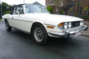 1978 Triumph Stag 3.0 Auto Photo